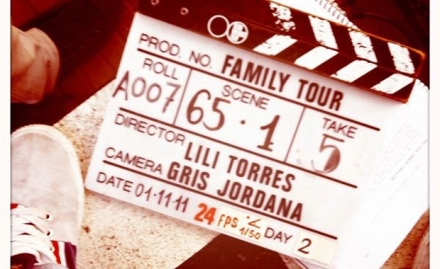 Claqueta Family Tour